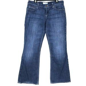 Blue Maurices Jeans Size 13 / 14 Short Bootcut